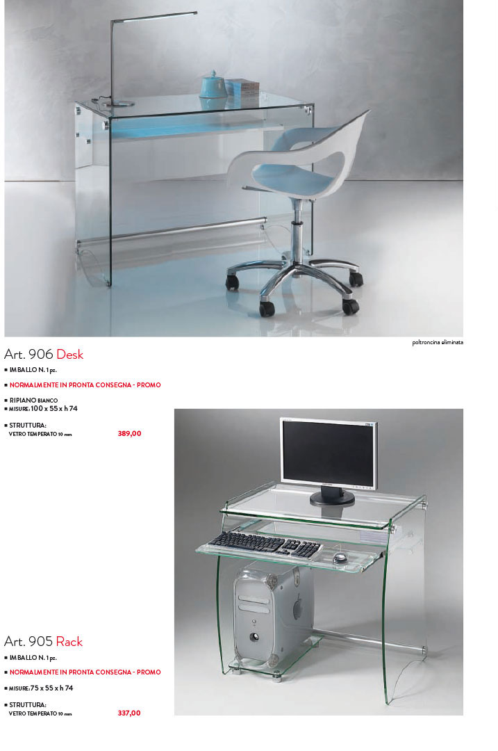 Sedute per ufficio modello desk e rack perego arredamenti for Sedute per ufficio