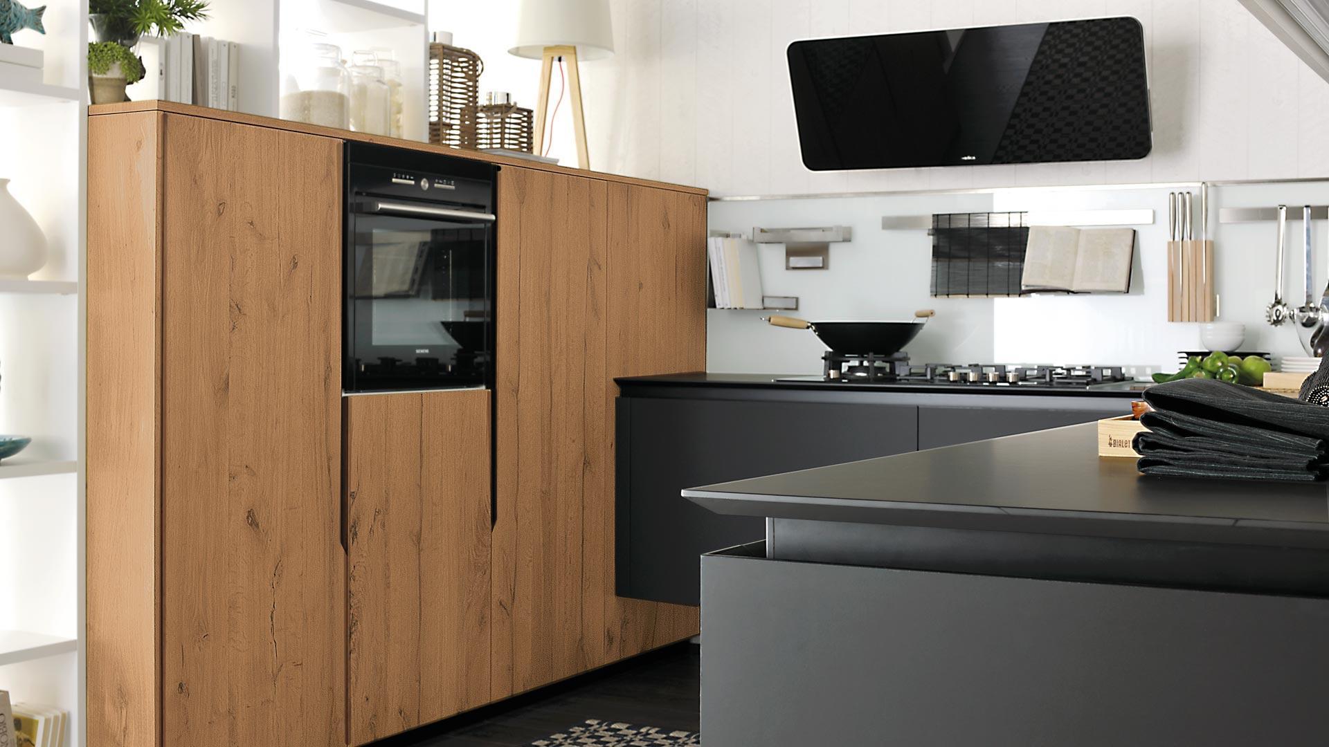 Cucine Moderne Lube - Modello Oltre Lux | Perego Arredamenti