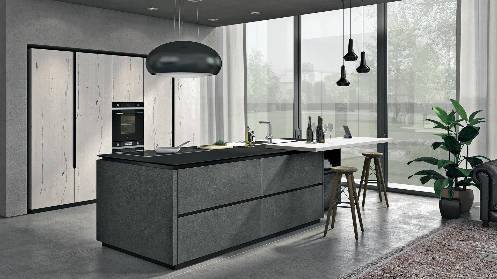 Cucine Moderne Lube - Modello Oltre Neck | Perego Arredamenti