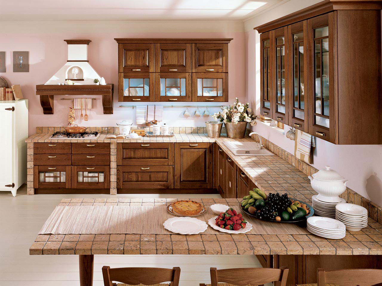 Cucine Classiche Lube - Modello Laura | Perego Arredamenti