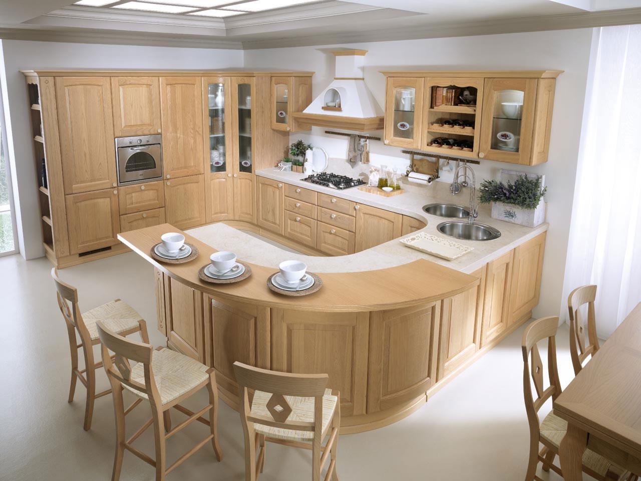 Cucine classiche lube modello veronica perego arredamenti - Cucine lube classiche prezzi ...