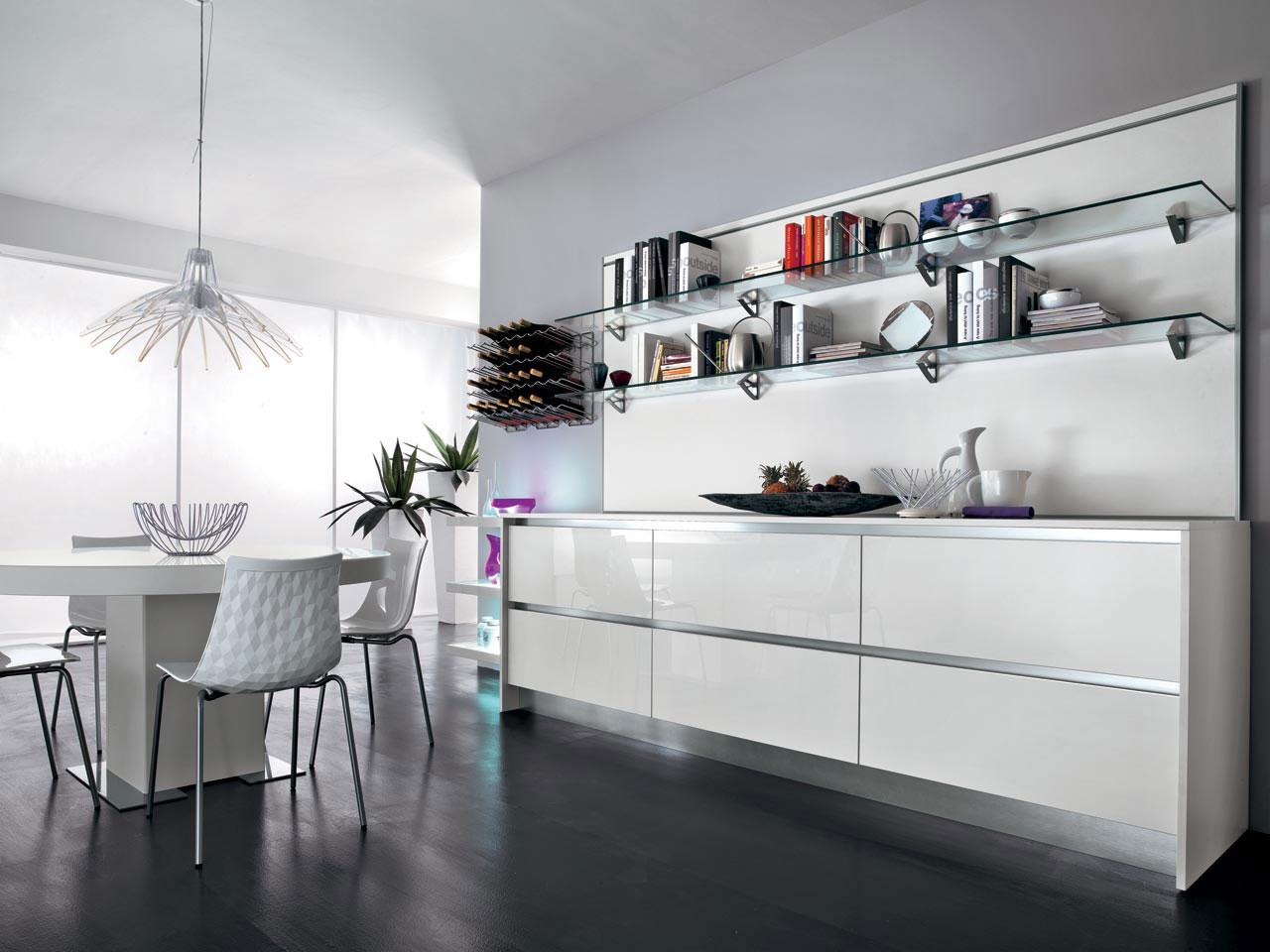 Cucine Moderne Lube - Modello Brava | Perego Arredamenti