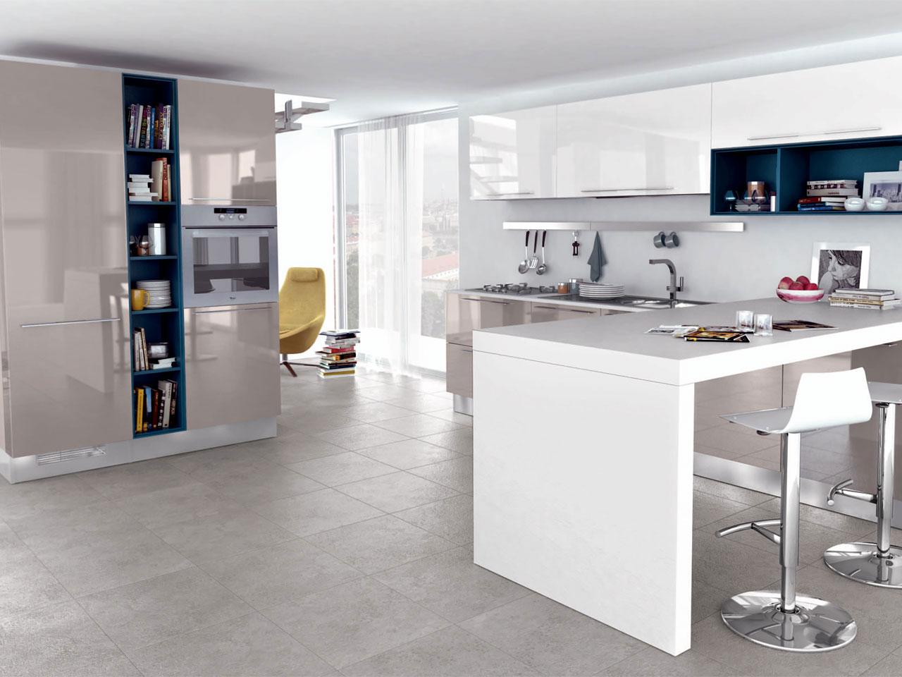 Cucine Moderne Lube - Modello Noemi   Perego Arredamenti