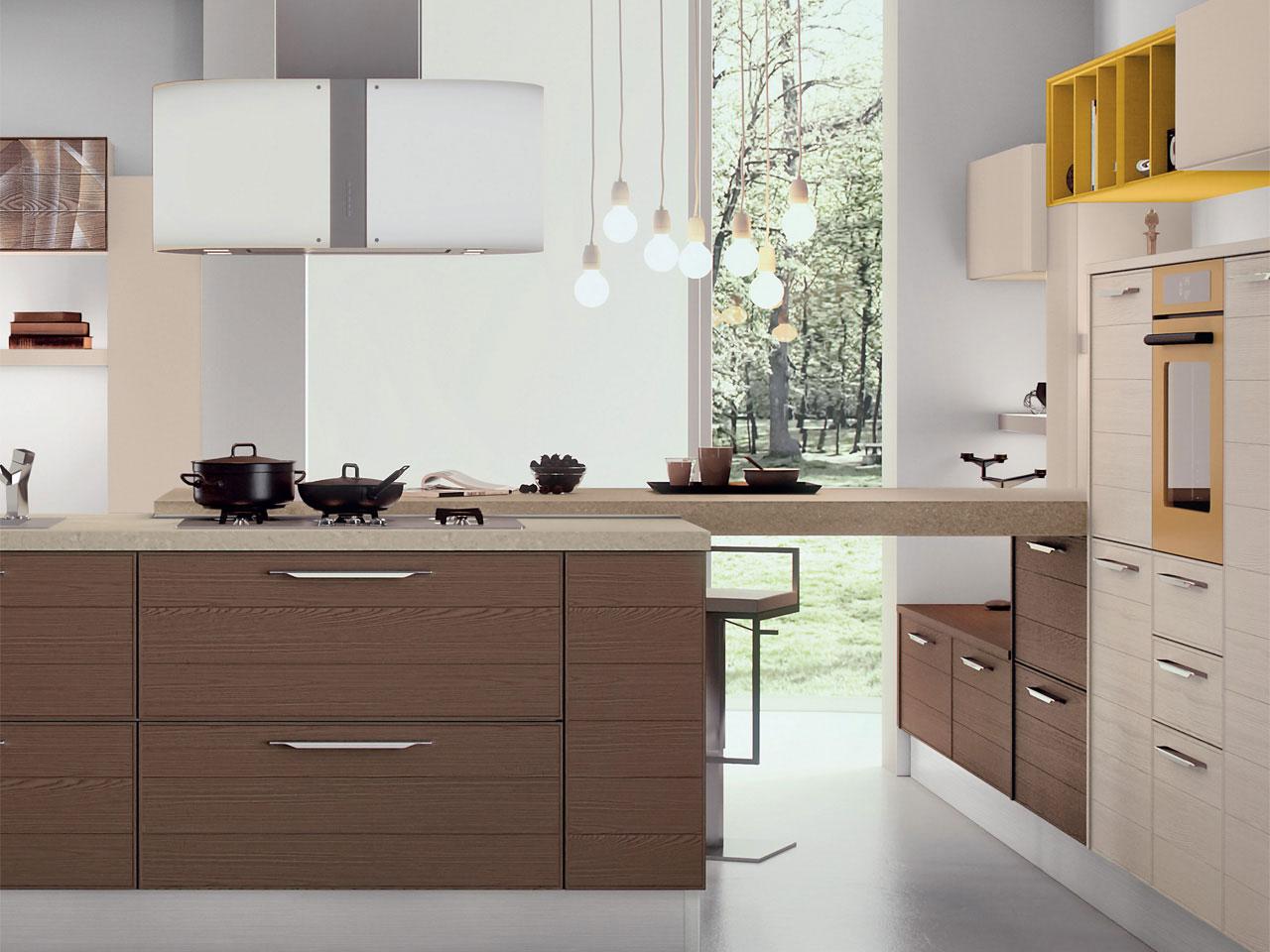 Cucine Moderne Lube - Modello Adele Project   Perego Arredamenti