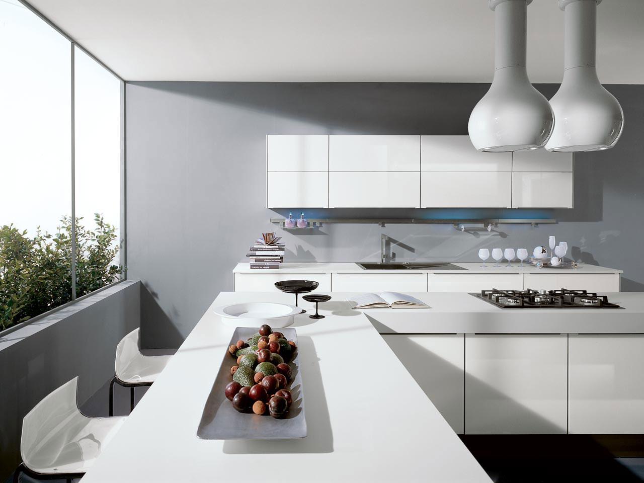 Cucine moderne lube modello fosca perego arredamenti for Arredamenti perego
