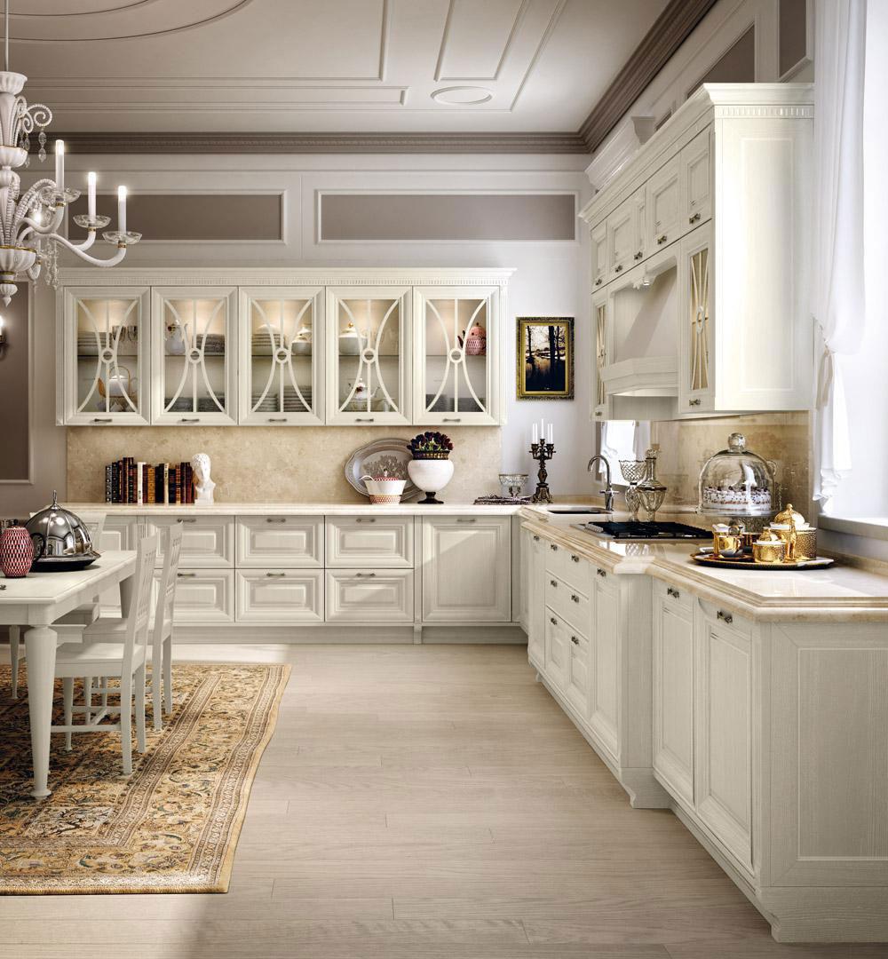 Cucine Classiche Lube Modello Pantheon 26 Perego Arredamenti