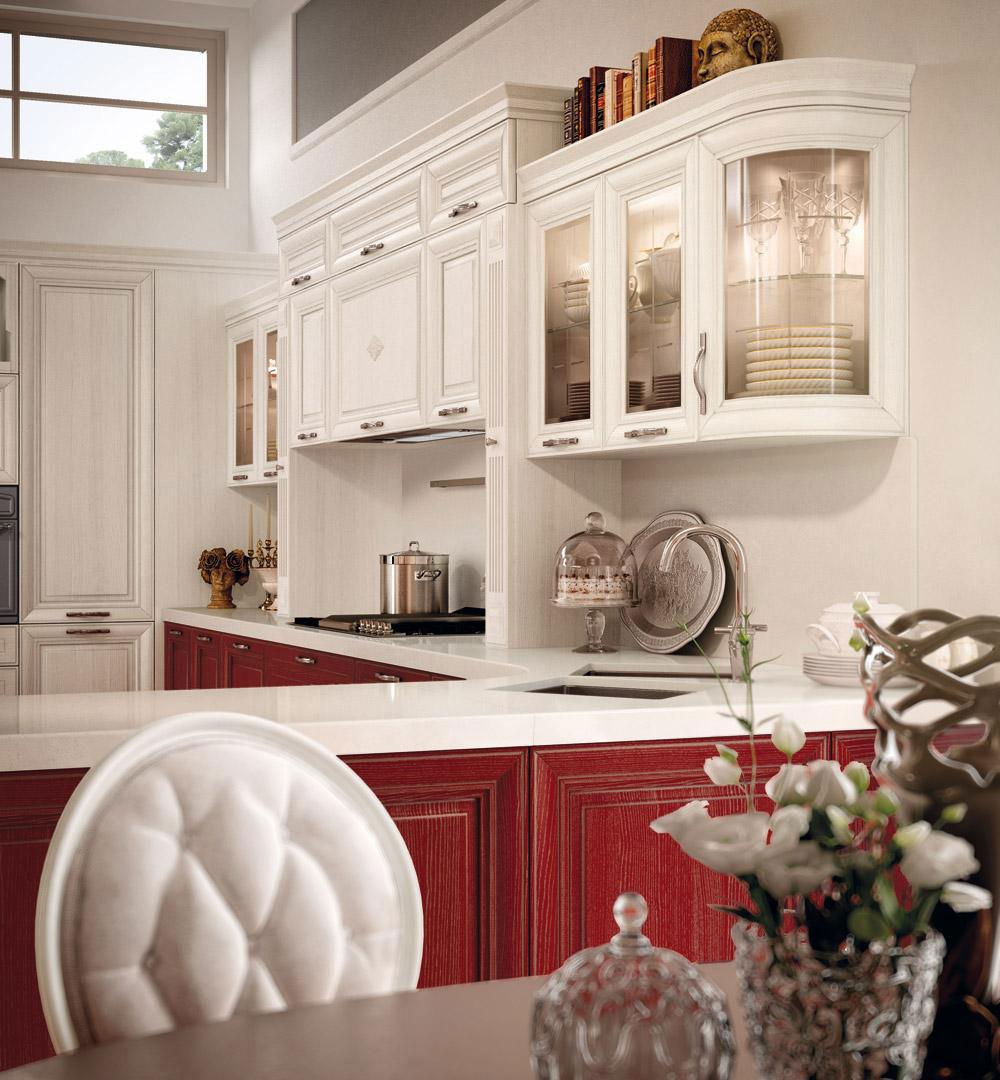 Cucine Classiche Lube Modello Pantheon 35 Perego Arredamenti