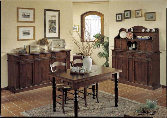 Soggiorno arte povera linea mahler perego arredamenti for Arredamento arte povera soggiorno