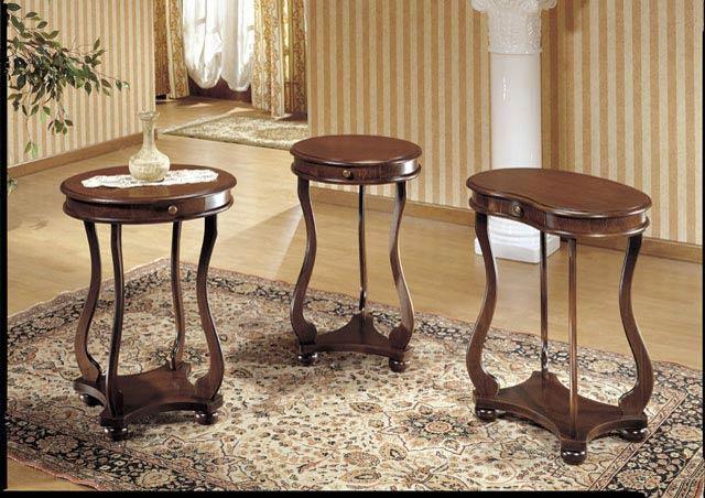 Tavolino arte povera linea \