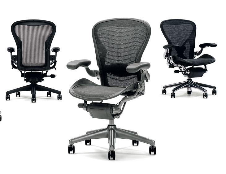 Sedie per Ufficio Modello Aeron/P | Perego Arredamenti