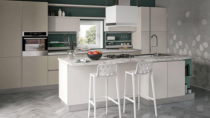 Cucine Lube Creo Kitchens Modello Tablet 7 Perego Arredamenti