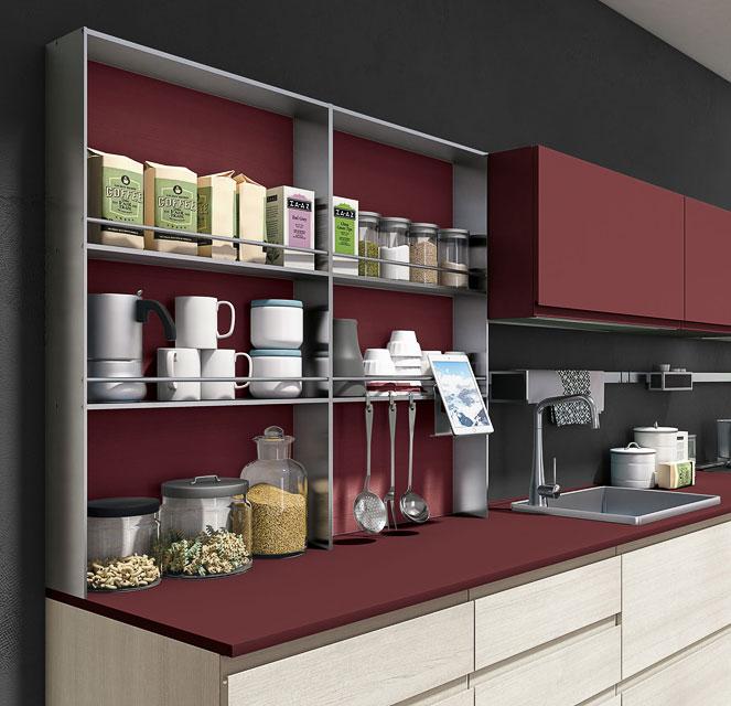 Cucine Lube CREO Kitchens - Modello Jey Feel #28 | Perego ...