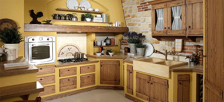 Cucina Lube Borgo Antico modello Anita   Perego Arredamenti