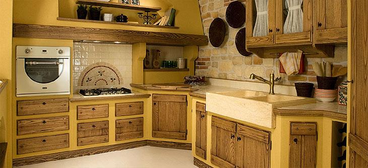 Cucina Lube Borgo Antico modello Anita | Perego Arredamenti
