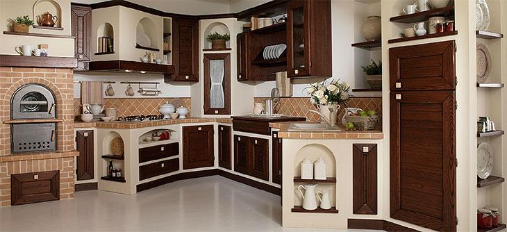 Cucina lube borgo antico modello luisa perego arredamenti - Aerre cucine classiche ...