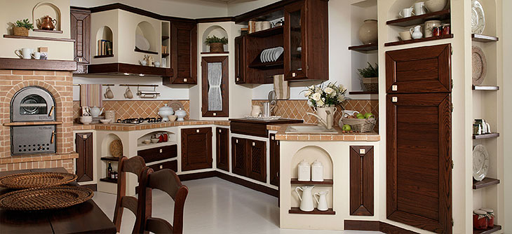 Best Cucine Finta Muratura Lube Photos - Ideas & Design 2017 ...