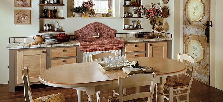 Cucina Lube Borgo Antico modello Matilde | Perego Arredamenti
