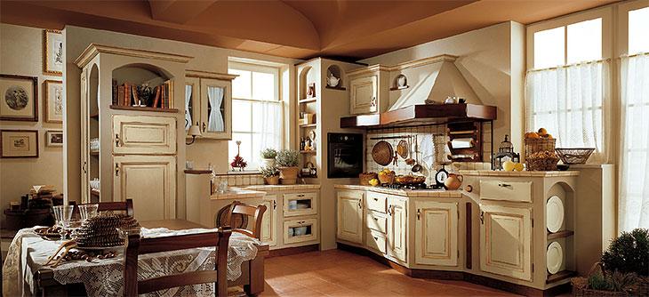 Cucina Lube Borgo Antico modello Onelia | Perego Arredamenti