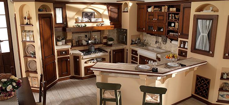 Cucina Lube Borgo Antico modello Beatrice | Perego Arredamenti