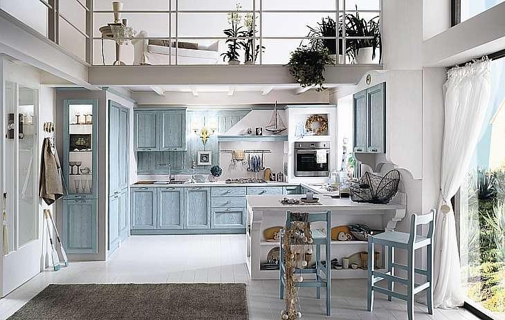 Callesella cucine: in legno massiccio, dal gusto country, urban e ...