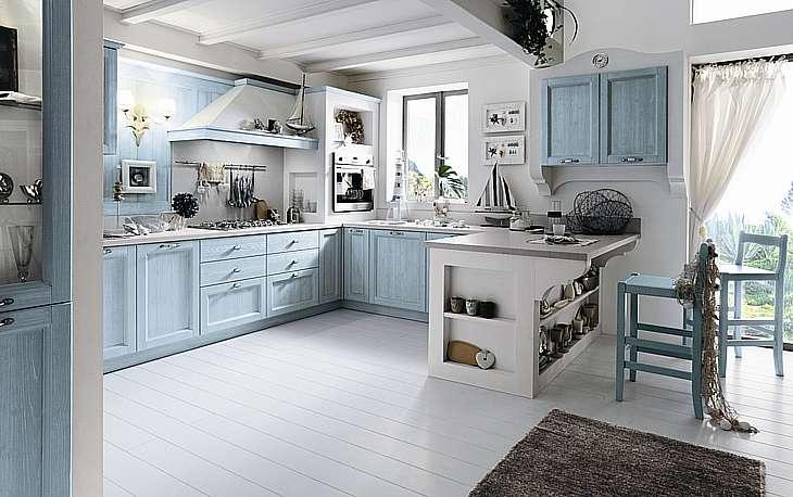 Cucina Callesella in legno massello | Perego Arredamenti