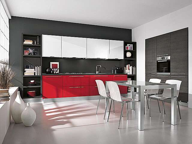 Cucine Moderne Lube - Modello Alessia | Perego Arredamenti