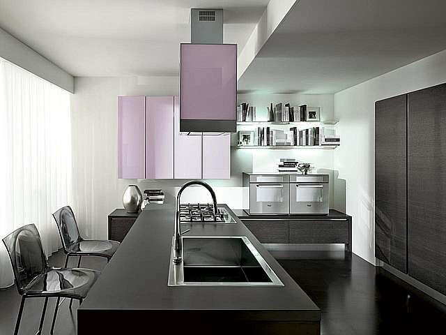 Cucine moderne lube modello brava perego arredamenti for Arredamenti perego