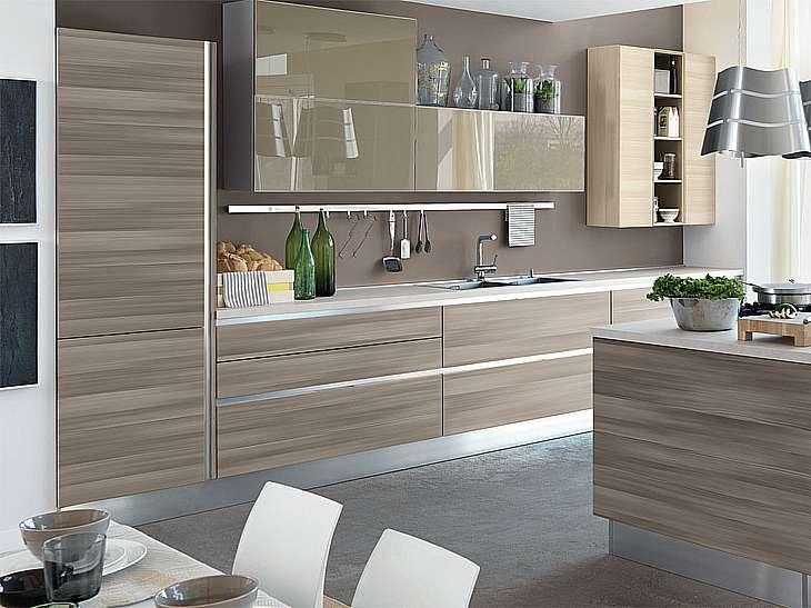 Cucine moderne lube modello essenza perego arredamenti for Prezzi arredamento