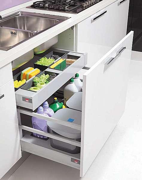 Sottolavelli e pattumiere perego arredamenti for Pattumiere per cucina