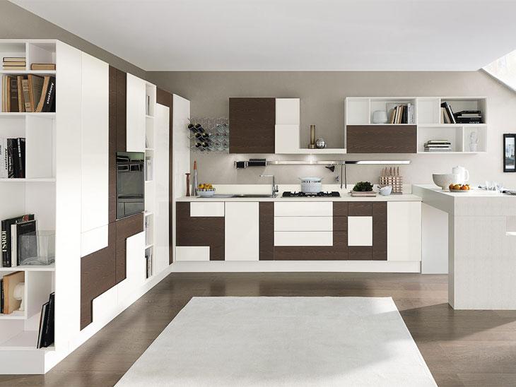 Cucine Moderne Lube - Modello Creativa #1 | Perego Arredamenti