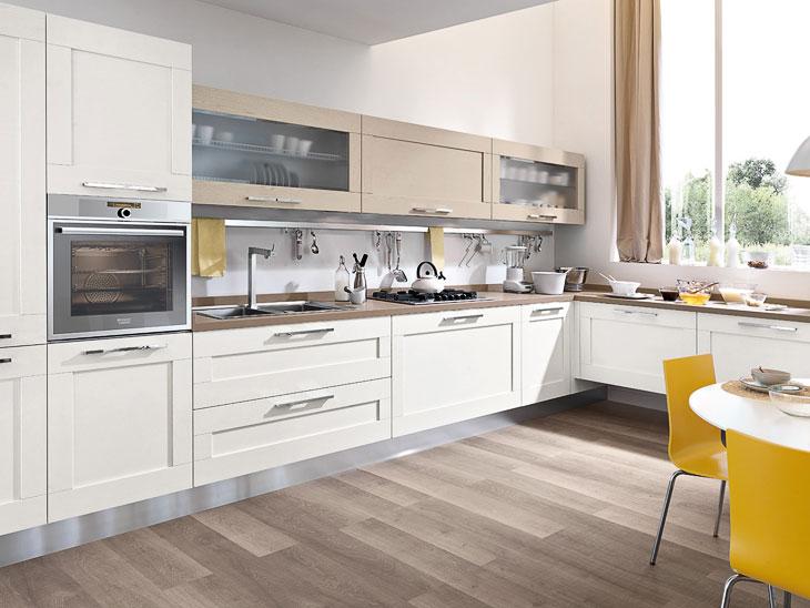 Cucine Moderne Lube - Modello Gallery #17 | Perego Arredamenti