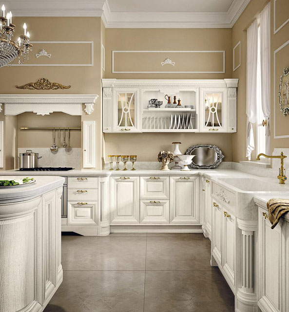 Cucine classiche Lube - Modello Pantheon #2 | Perego Arredamenti