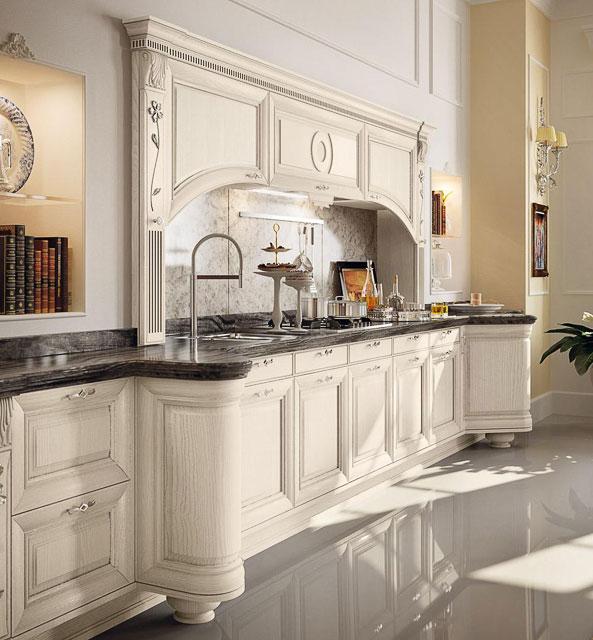 Cucine classiche Lube - Modello Pantheon #18 | Perego Arredamenti