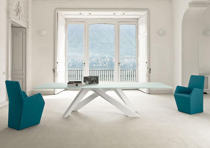Tavolo Modello Big Table E Sedia Nadir Perego Arredamenti