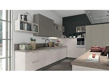 Cucina moderna Lube modello Clover | Perego Arredamenti
