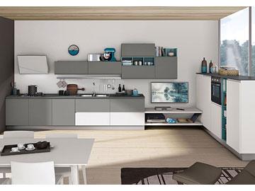 Cucina Lube CREO Kitchens modello Jey Feel | Perego ...