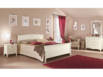 Composizione legno massello 9 - Romantic <strong>Collection</strong>