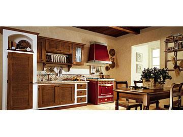 Cucina muratura lube modello matilde perego arredamenti for Arredamenti riuniti prezzi
