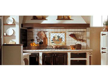 Cucina muratura Lube modello Medora   Perego Arredamenti