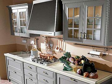 Cucina classica Lube modello Velia Laccata | Perego Arredamenti