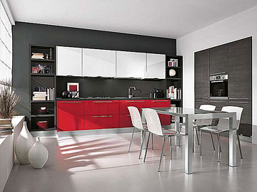 Cucine Moderne Lube - Modello Alessia | <strong>Perego</strong> <strong>Arredamenti</strong>