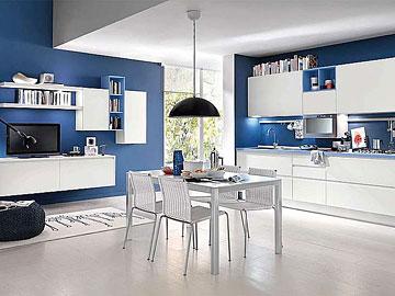 Cucina moderna Lube modello Linda | Perego Arredamenti