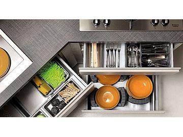 Lube Cucine » Cucine Lube: Inside Kitchen | Perego Arredamenti