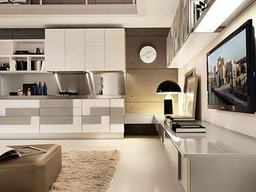 Cucina moderna Lube modello Creativa | Perego Arredamenti
