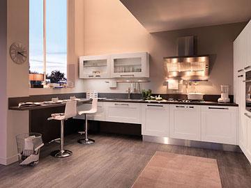 Cucina moderna Lube modello Gallery | Perego Arredamenti
