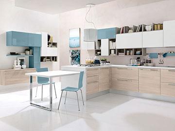 Cucina moderna Lube modello Swing | Perego Arredamenti