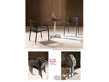 Tavoli e sedie giardino 1 perego arredamenti for Arredamenti pompei