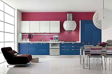 Cucina moderna Lube modello Alessia | Perego Arredamenti
