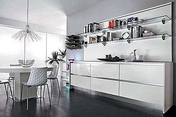 Cucina moderna Lube modello Brava | Perego Arredamenti