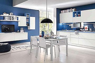 Cucina moderna Lube modello Linda   Perego Arredamenti